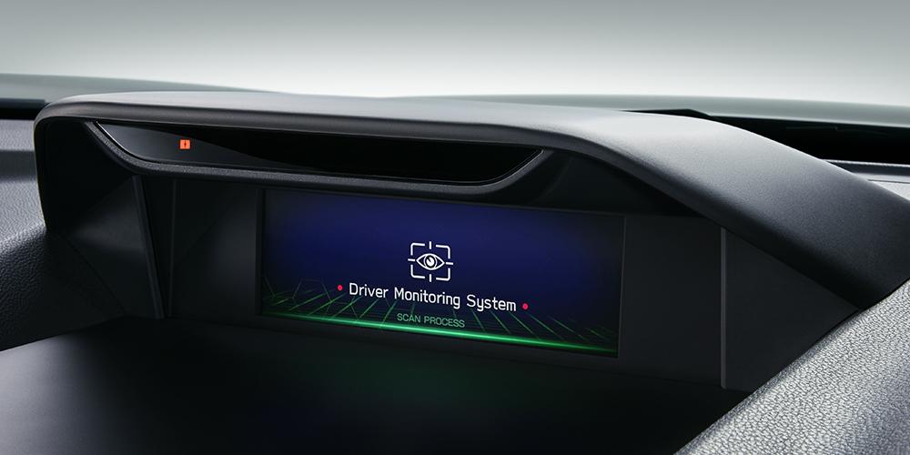 ドライバー モニタリング システム